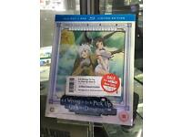 Is it wrong to try to pick up girls in a dungeon? Animatsu Bluray limited edition