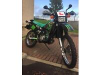 Yamaha Dt125 RE,Road Legal Enduro,Motocross,Motorcycle