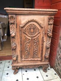 Two beautiful genuine antique cupboards perfect for modern house