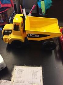 JCB truck