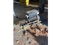 Nicolini Power Wash Motor
