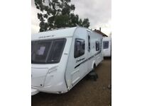 Swift challenger 570 2010 4 berth fixed bed
