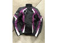 Ladies RST bike jacket