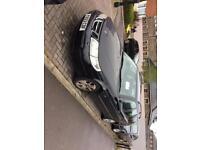Saab 95 2.2tdi estate black - mot expired