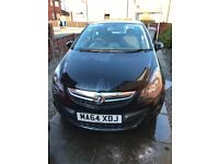 Vauxhall Corsa Ecoflex, Sparkley Black 2door