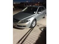 2007 MAZDA 6 TS SILVER (WITH BRAND NEW 1 YEAR MOT!!!!!!!!)