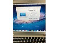 """MacBook Air A1237.2008.13"""".1.6 GHz.60 Gb Hdd.2 Gb Ram.Microsoft Office 2011."""