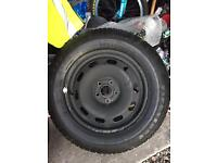 15in tyre like new looking