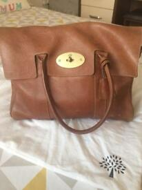Genuine mulberry Bayswater handbag