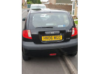 For Sale 2006 Hyundai Getz 1.1 CDX. 1 Lady Owner From New