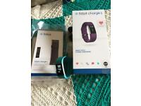 Fitbit Charge 2, Size Small, Comes with Box, charger and changeable strap. £60 Bargain!!