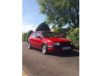 VW Golf Mk3 1.4 1995 moted