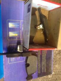 Bmw e46 320d front pads Bosch
