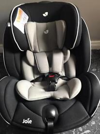 Joie stages group 0,1&2 car seat