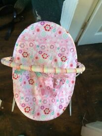 Baby chair and carrier