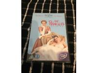 DVD the princess diaries
