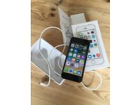 iphone5S 16gb Unlocked space grey