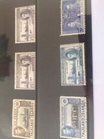 Falkland Island stamps