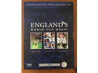 England's World Cup magic dvd