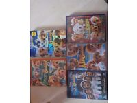 5 x Disney DVDs - £5 for all - Collection PE27 or can Post for Extra £3.20