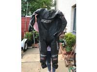 Motorbike rst leathers size 46 U.K. like new