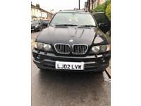 BMW X5 JEEP