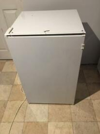Smeg integrated fridge