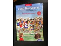 Fiddle Time Runners: A second book of easy pieces for violin Paperback