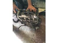 Kawasaki zx6r 600cc engine