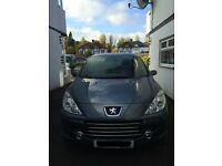 Peugeot 307, Automatic - Only 40k miles