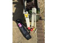 Slazenger Cricket set with bag