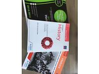 Selection of National5 History textbooks and model papers £12