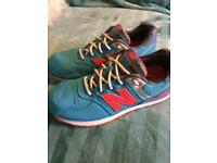 Girls new balance trainers excellent condition