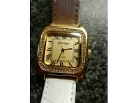 Gold digger watch