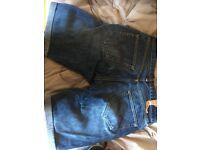 """Levi 501 Shorts 32"""" waist"""