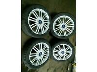 Ford 17 inch alloys