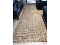 Flatwoven rug 200 x 300 cm