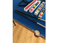 Snooker / Pool table for sale