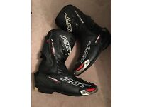 RST motorbike boots - size 46