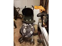 chicco stroller pushchair for sale