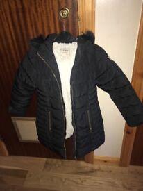 Next winter coat age 7