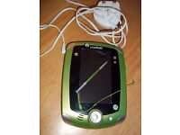 LEAP PAD 2 BY LEAFFROG, LEARNING TABLET GREEN