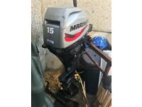 15hp mariner outboard engine 2008