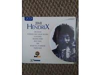 Jimmy Hendrix Double CD Collection 37 tracks