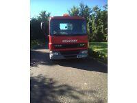Daf trucks fa lf45 130 recovery lorry 2005