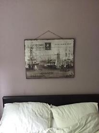 Hanging picture/wall art