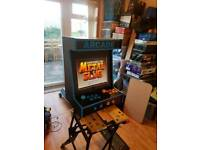 Bartop arcade with over 9000 games