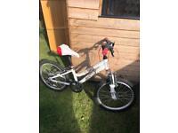 "Girls Cuda mountain bike 20"" wheels 6 speed gears"