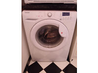 Hoover Washing Machine Model No: VHD8142 - 1400 RPM Spin - 8 Kg load