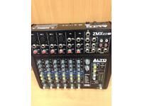 Alto Professional ZMX 122 FX Audio Mixer